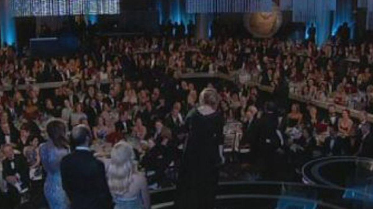 Cine y glamour en los Globos de Oro 2013