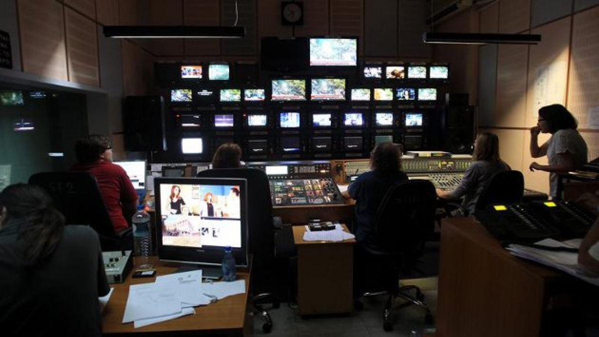 Cierran televisión pública en Grecia ante crisis económica