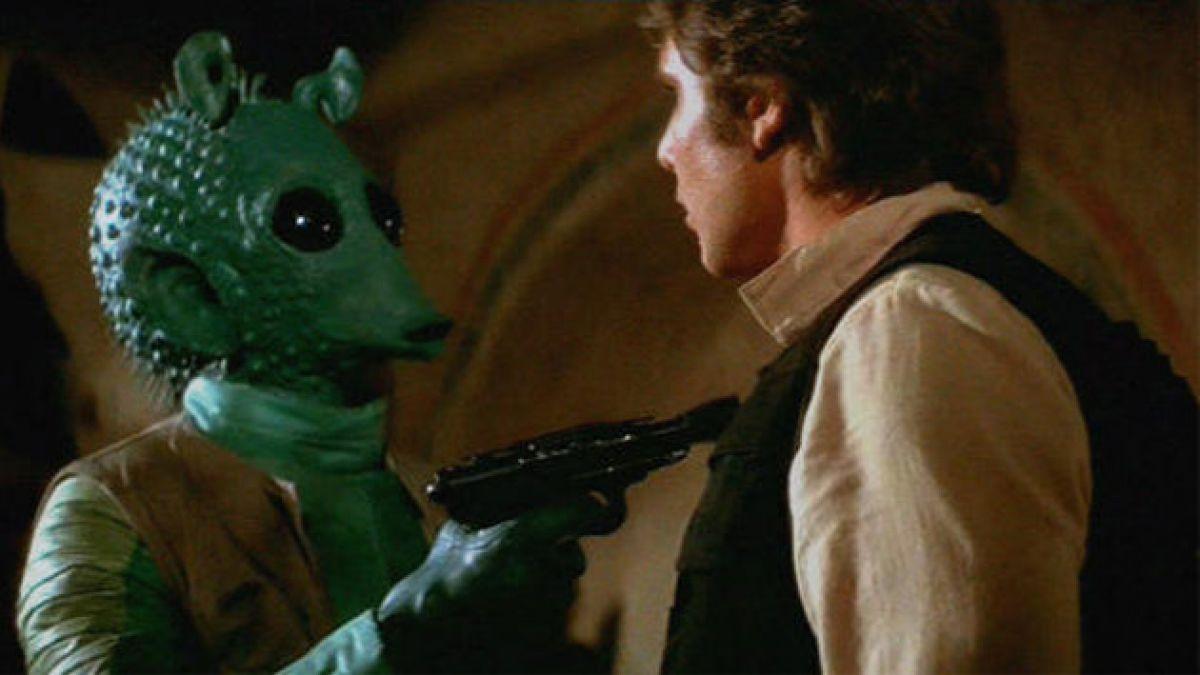 ¿Quién disparó primero: Han Solo o Greedo? Harrison Ford responde.