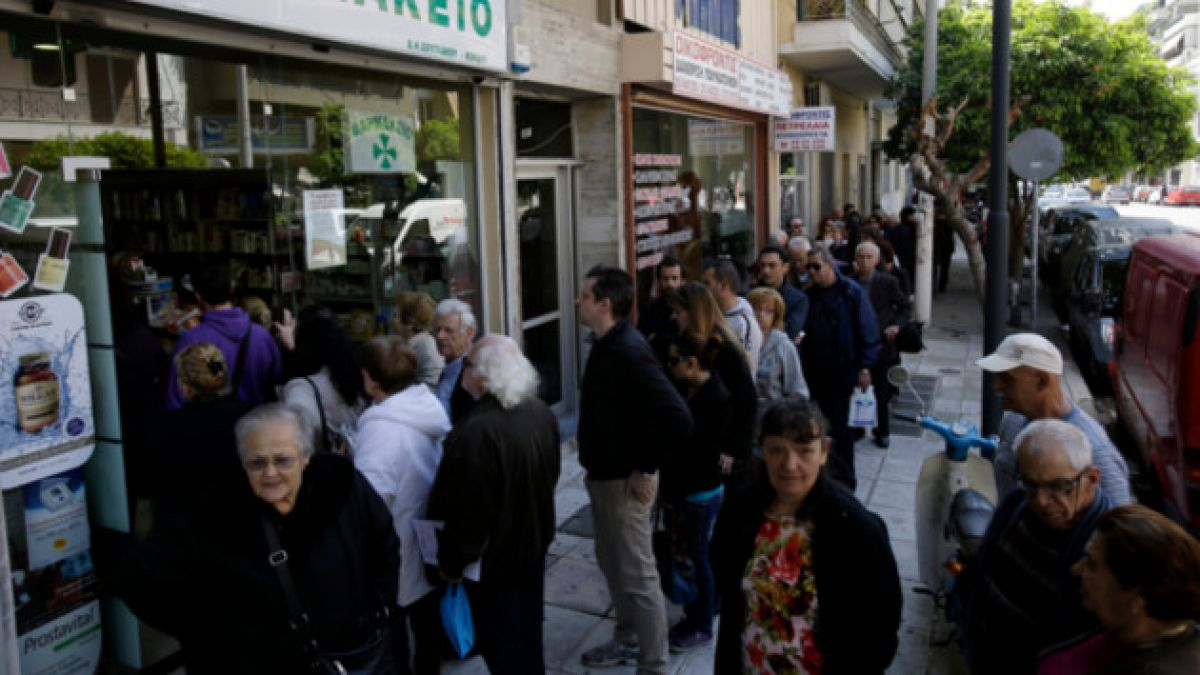 Suicidios en Grecia aumentaron un 36% desde inicio de crisis económica