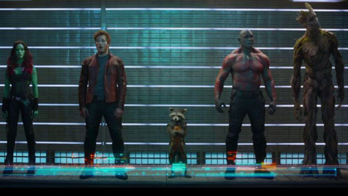Lanzan primer trailer de Guardianes de la Galaxia