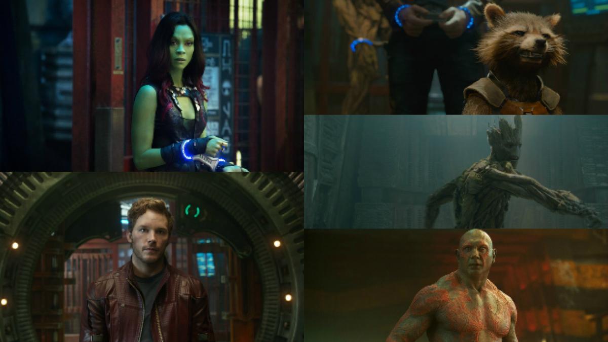 """""""Guardianes de la Galaxia"""" supera los 400 millones de dólares en el mundo"""
