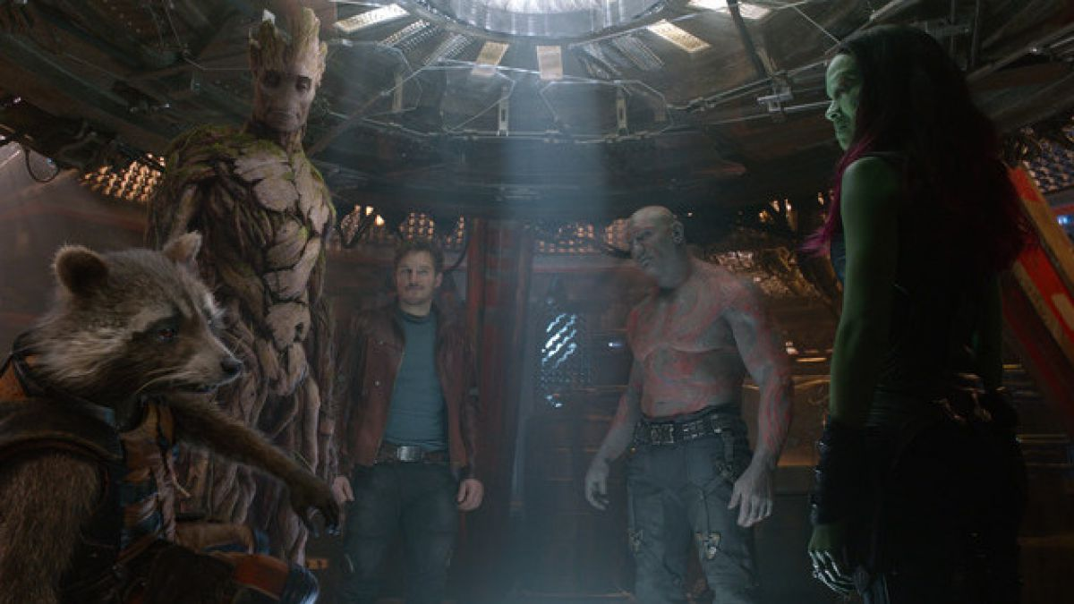"""""""Guardianes de la Galaxia"""" se convierte en la película más exitosa del año en EE.UU."""