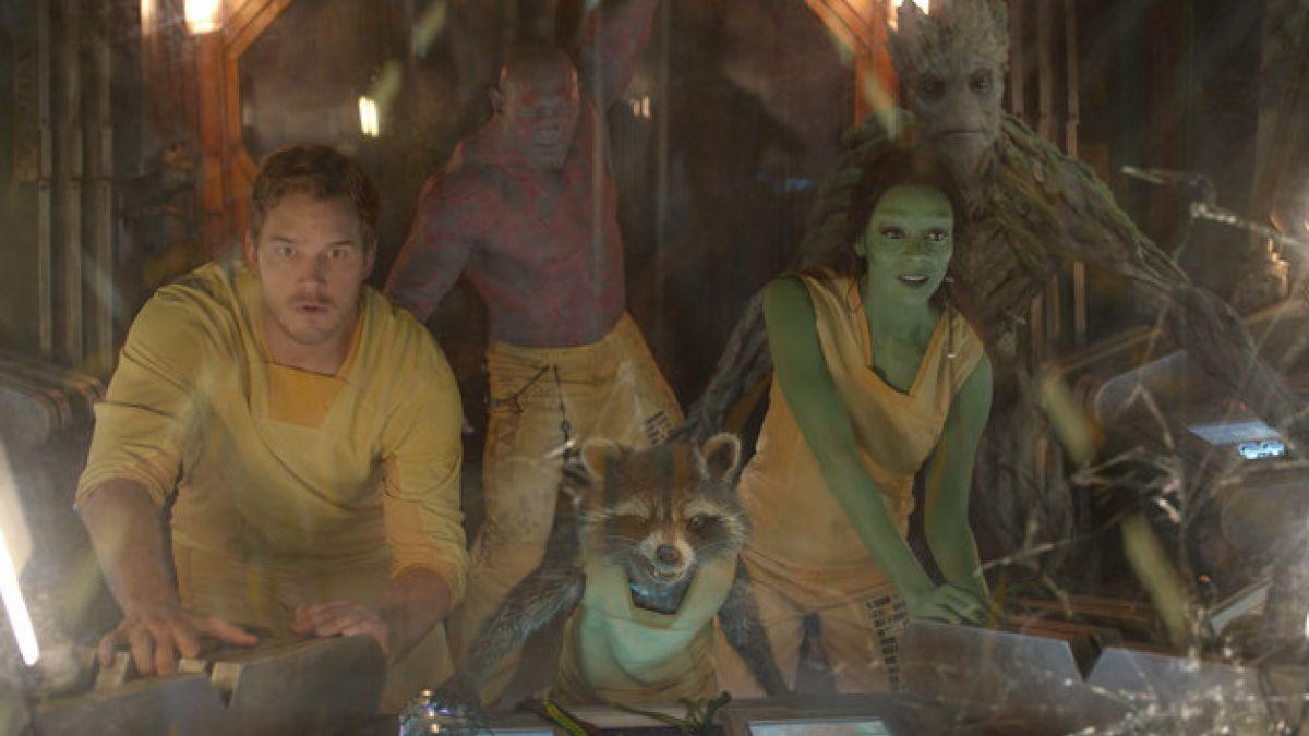 """""""Guardianes de la Galaxia"""" supera los US$600 millones mundiales y logra marca en EE.UU."""