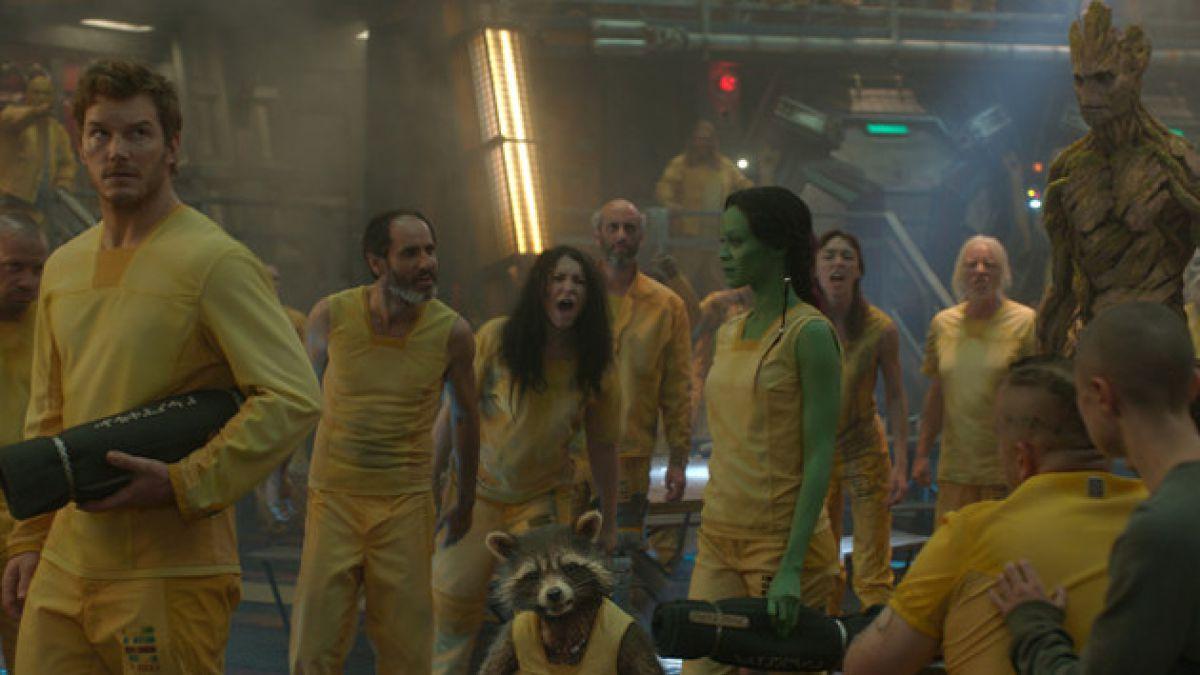 """""""Guardianes de la Galaxia"""" ya se ubica entre las 10 películas más taquilleras del año"""