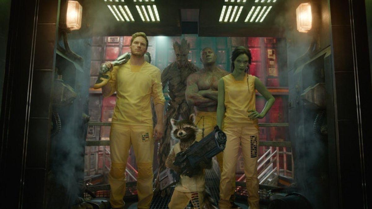 """""""Guardianes de la Galaxia"""" rompe récord de taquilla en Estados Unidos"""