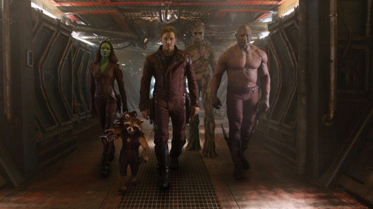"""Uno de los protagonistas de """"Guardianes de la Galaxia"""" aparecería en """"Los Vengadores 3"""""""