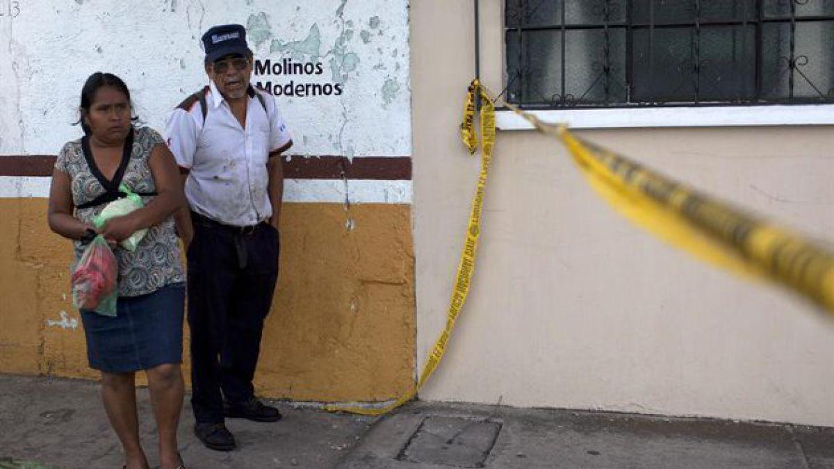 Intensa búsqueda de sobrevivientes tras terremoto en Guatemala