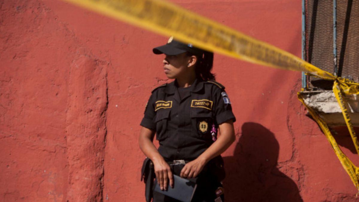 Dejan cabeza humana afuera de la casa de un alcalde en Guatemala