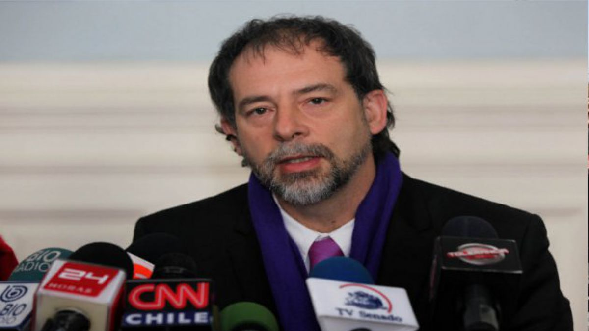 """Girardi afirma que aplicación de Ley de Seguridad del Estado """"simboliza el fracaso de la visión demo"""