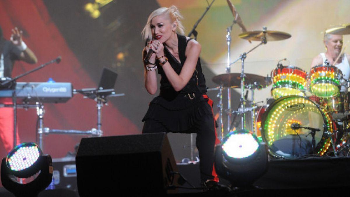 Gwen Stefani regresa: Está terminando su tercer disco solista