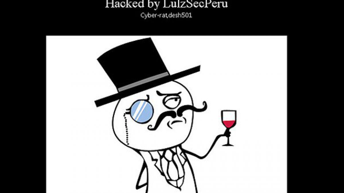 Hackean sitio web del Ministerio de Justicia