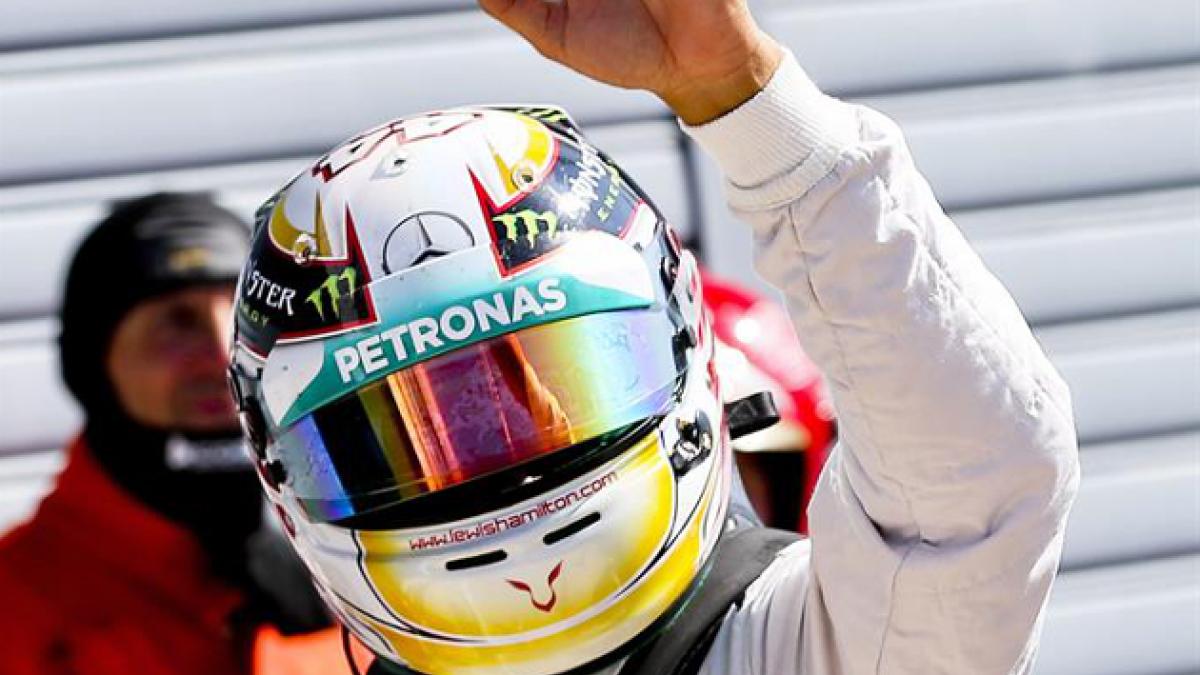 Hamilton le gana el pulso a Rosberg y se prepara para disputar el Gran Premio de Italia