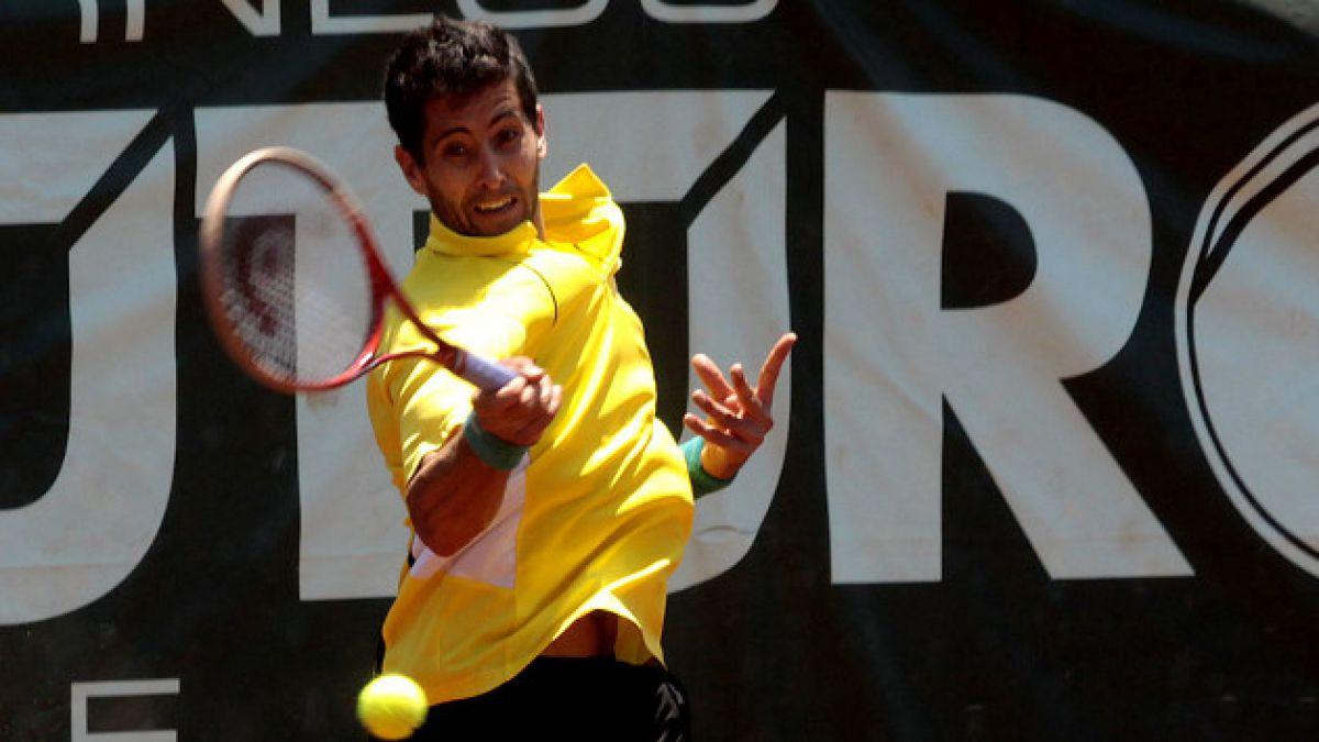 Quién es Hans Podlipnik, el nuevo número uno del tenis chileno