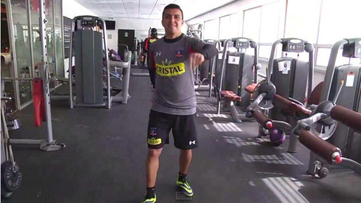 """VIDEO: Funcionarios de Colo Colo celebran estrella N° 30 al ritmo de """"Happy"""""""