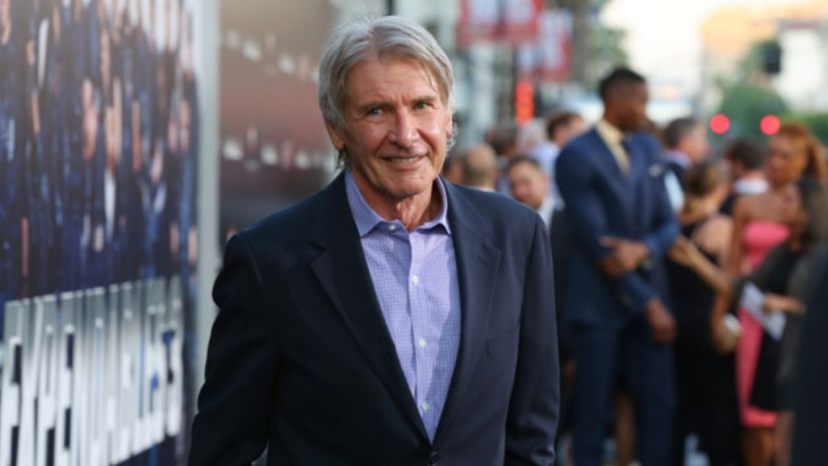 Revelan audio del accidente de Harrison Ford