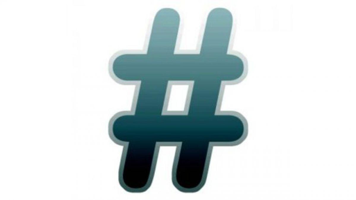"""Hashtag"" fue la palabra del 2012"