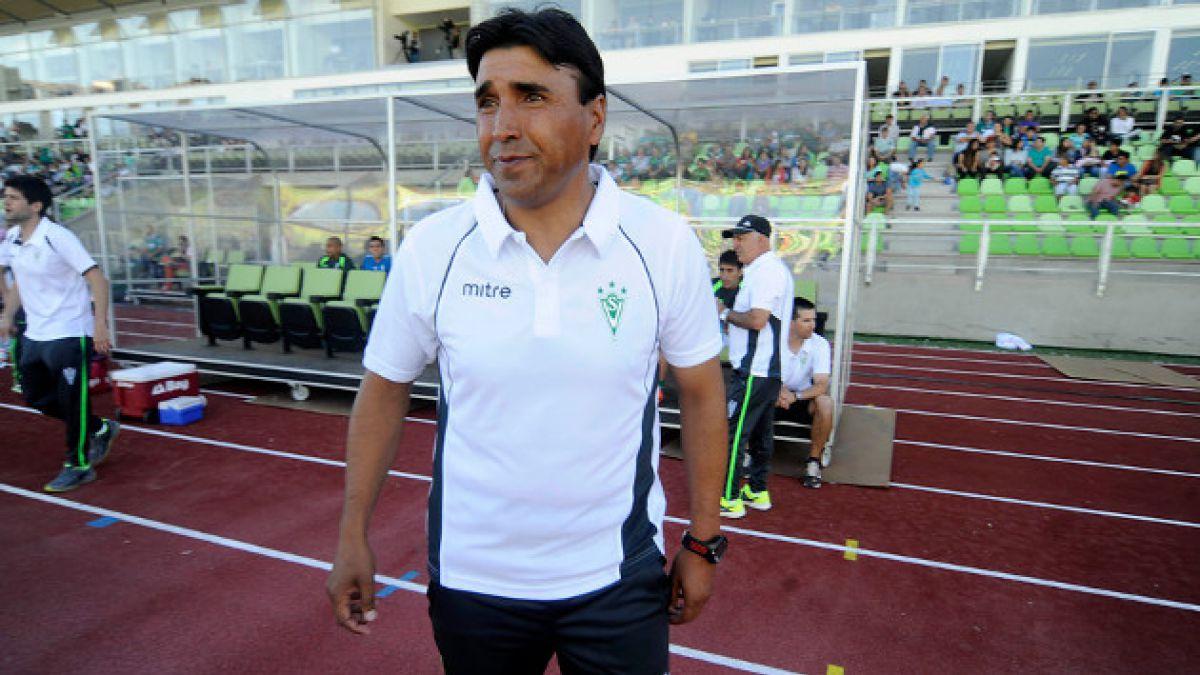 Técnico de Wanderers advierte que el domingo vamos por los tres puntos a Santiago