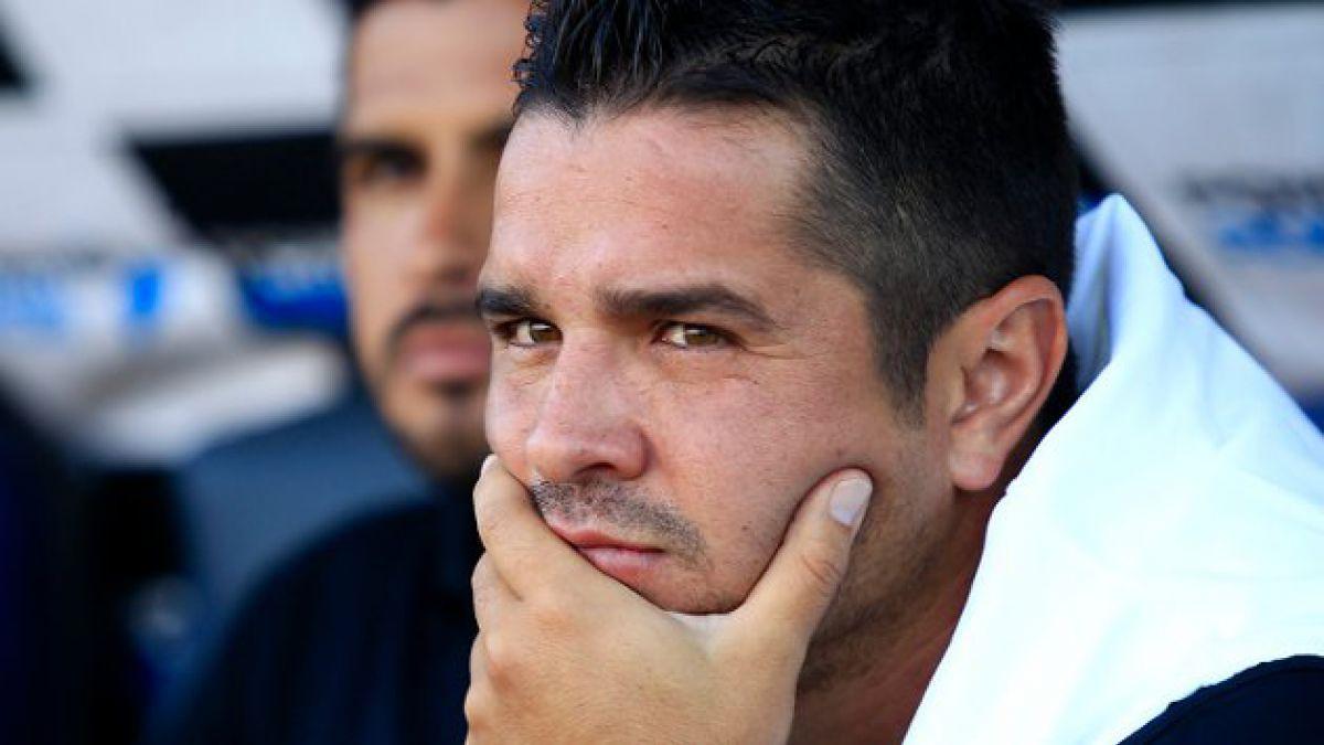 Héctor Tapia: Nos sentimos fuertes para dar la pelea hasta el final
