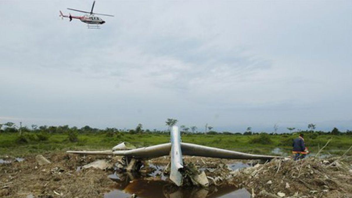 Helicóptero de la OTAN se estrelló en Afganistán con 4 militares a bordo