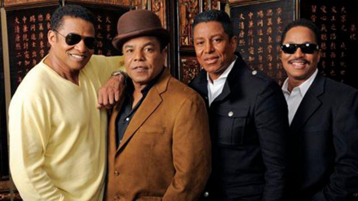 Hermanos de Michael Jackson anuncian gira de conciertos