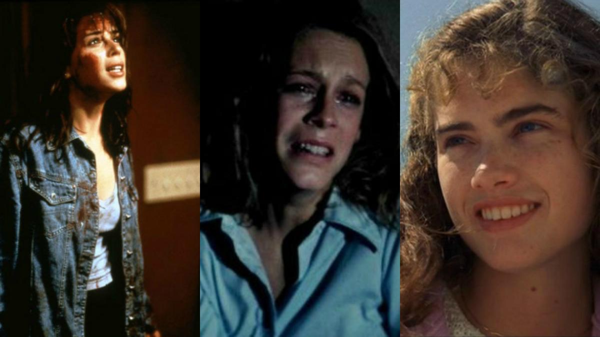 7 de las heroínas más recordadas del cine de terror