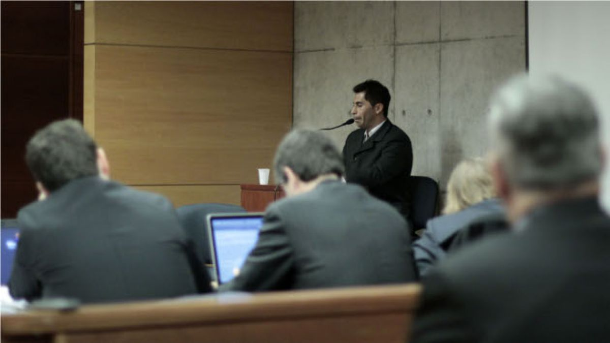 Este jueves se conocerá la sentencia definitiva de Johnny Herrera