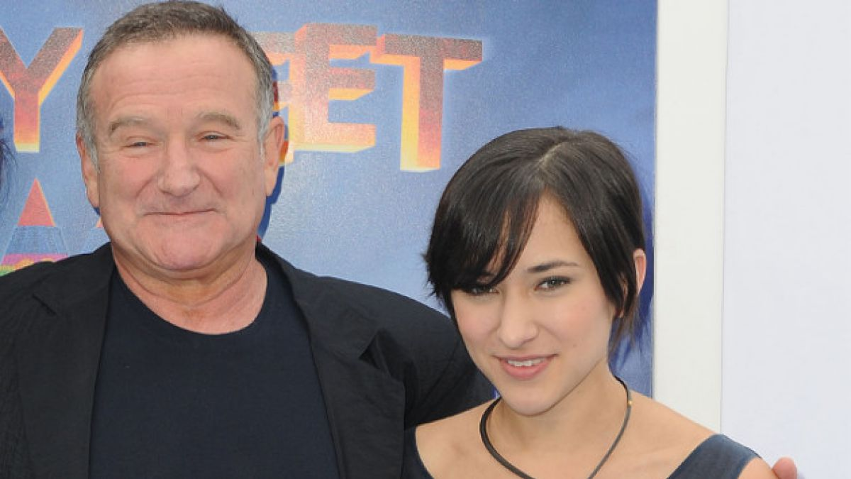 Hija de Robin Williams regresa a Twitter con emotivo mensaje