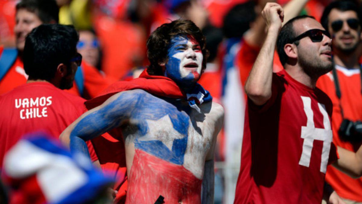[FOTOS] Así reaccionó la hinchada brasileña ante la goleada de Alemania