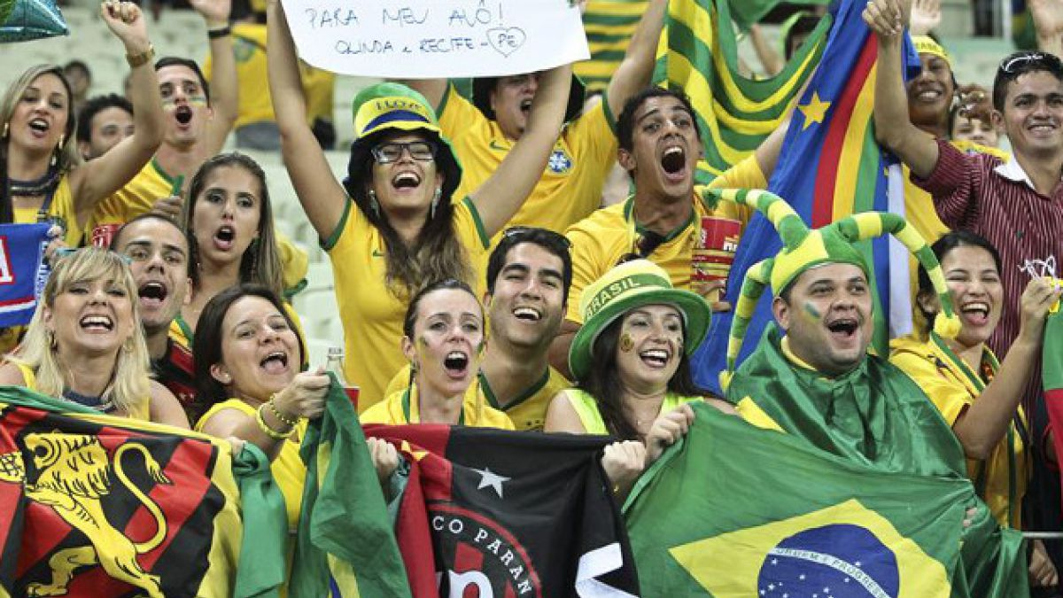 [VIDEO] Así responden en Brasil al Decime qué se siente de Argentina