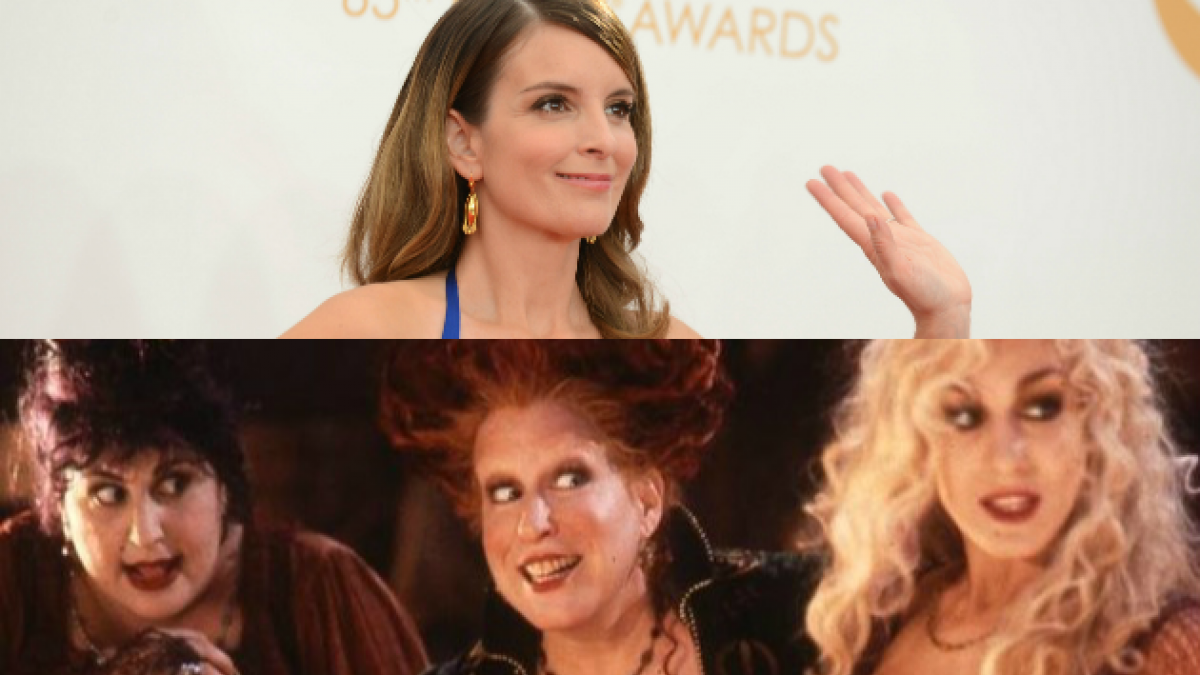 "Tina Fey producirá secuela de ""Hocus Pocus"""