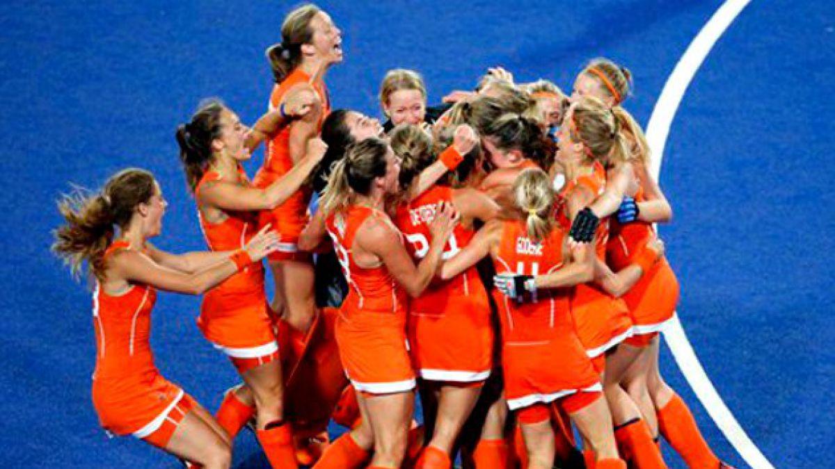 [JJ.OO.] Holanda le arrebató el oro a las Leonas en hockey