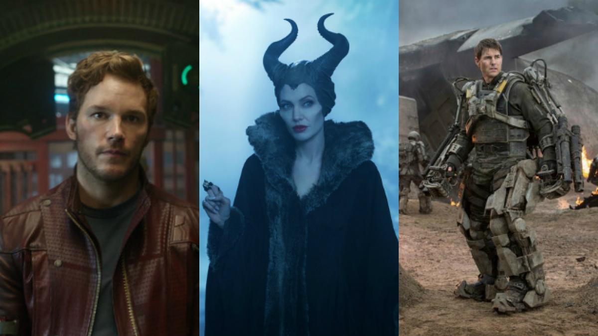 Hollywood en cifras: 5 actores que han triunfado y 5 que han perdido este año