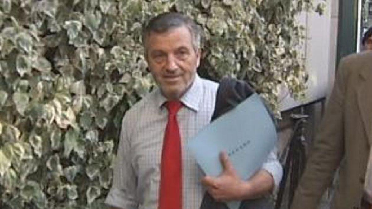 Horvath deja esperando a la comisión política de RN y dice no haber sido invitado formalmente