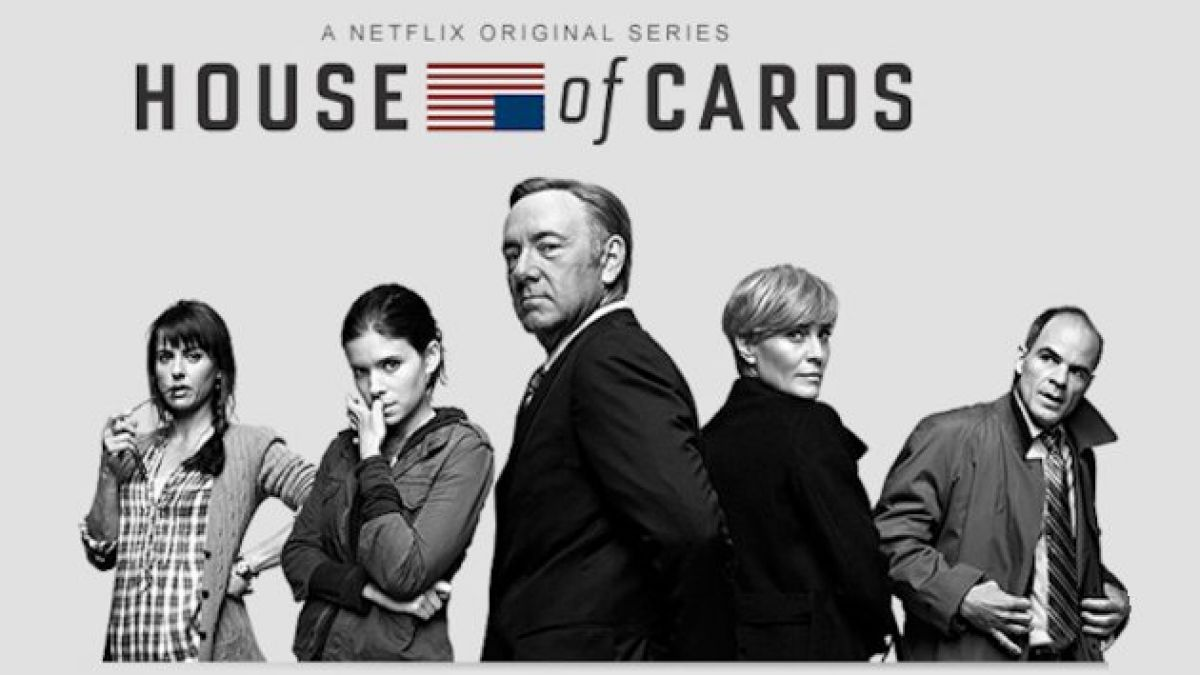 House Of Cards: la serie favorita para los Globos de Oro