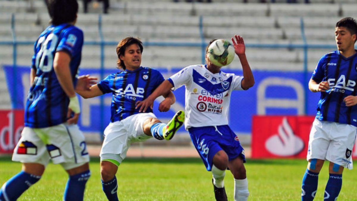 Copa Libertadores: Huachipato no pudo en casa ante Caracas