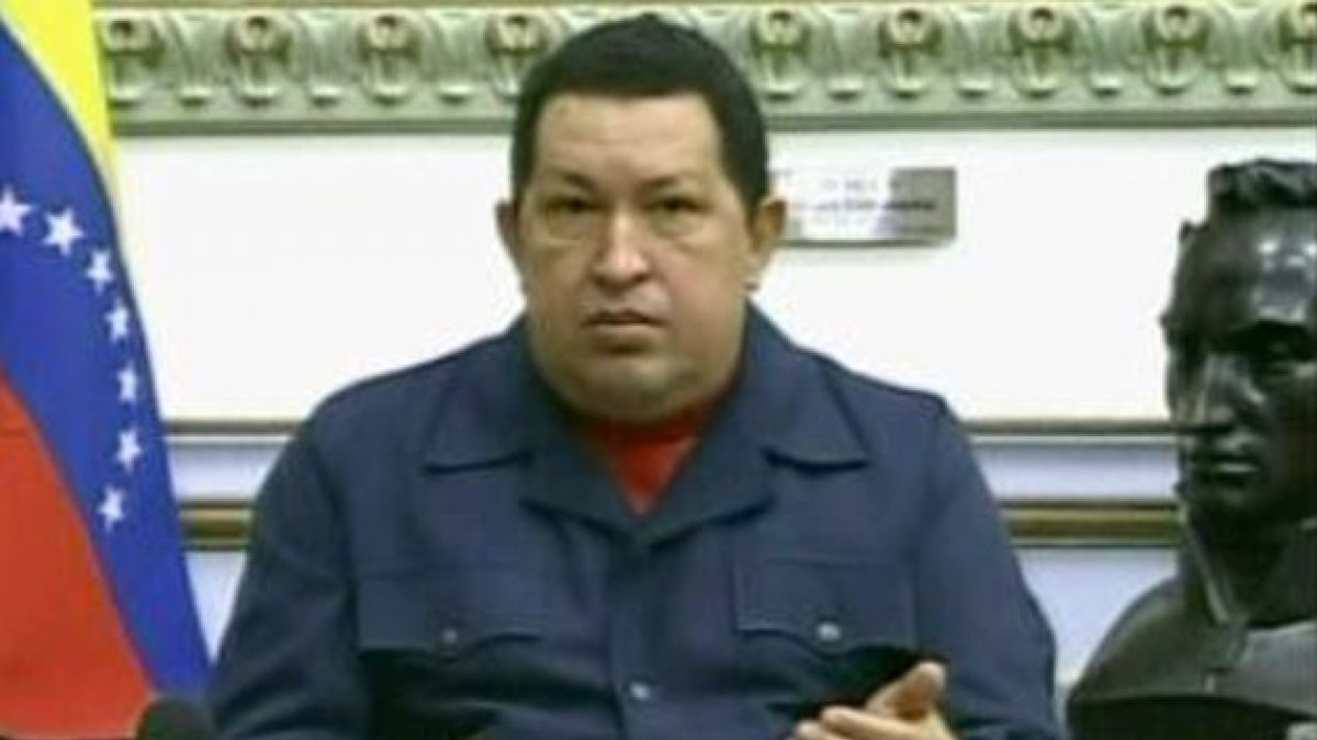 Afirman que Hugo Chávez está con muerte cerebral desde diciembre