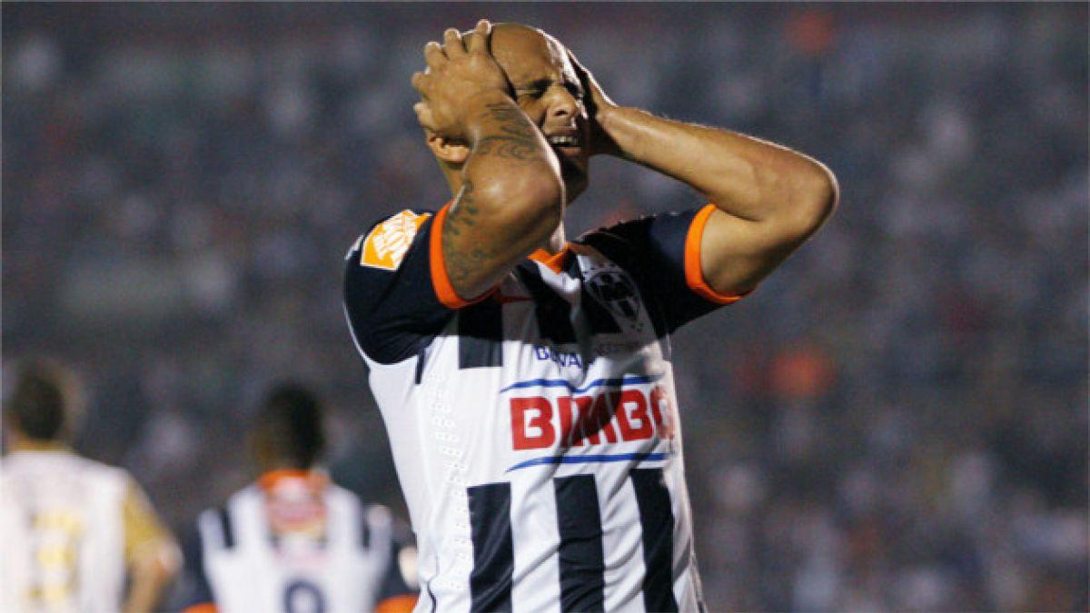 Suazo se coronó tricampeón de la Concachampions junto a Monterrey