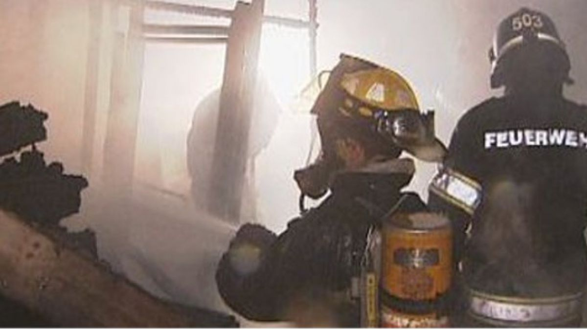 Incendio afectó a centro de Rengo