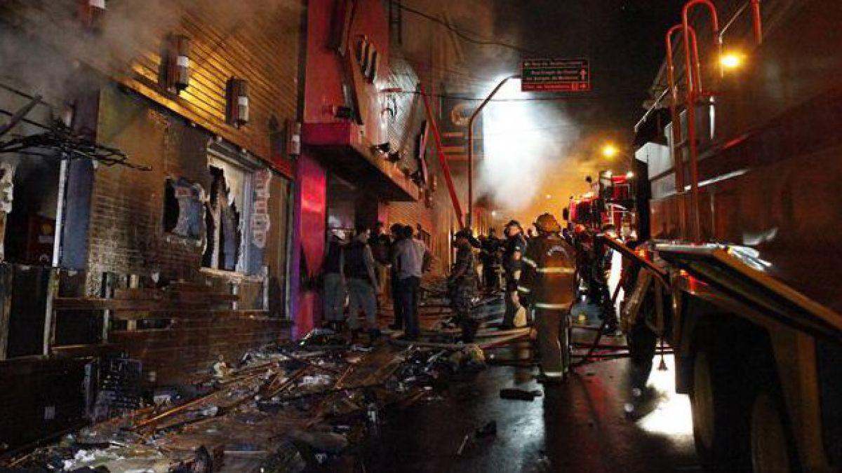 Decretan 30 días de luto oficial en Santa María por tragedia