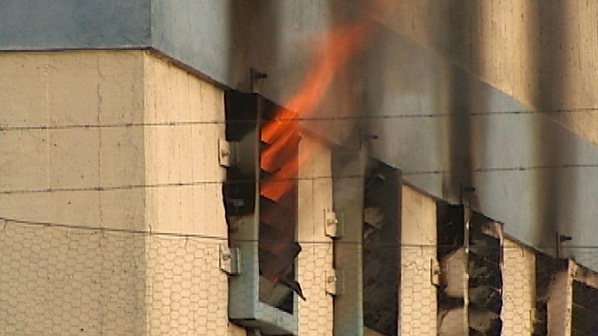 [VIDEO] Sentencia en caso cárcel San Miguel: así fueron los primeros minutos del incendio en 2010