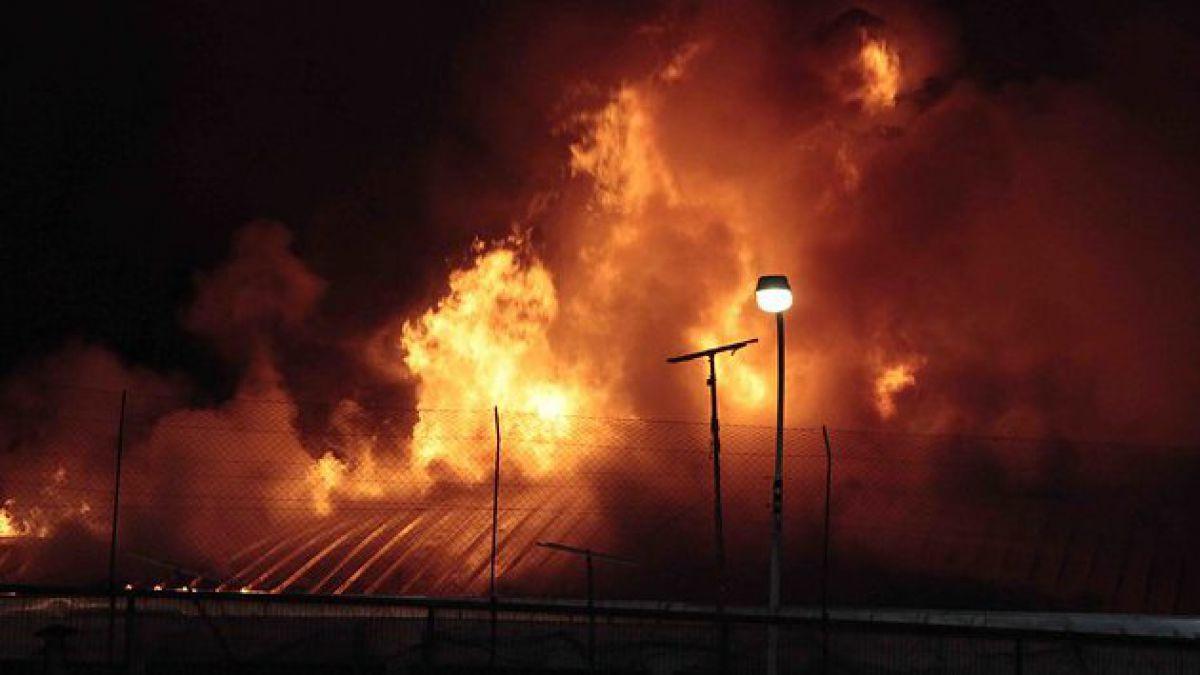 Incendio en cárcel de Quillota dejó millonarias pérdidas