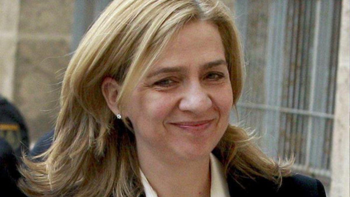 Infanta Cristina será juzgada por delito fiscal y blanqueo de capitales