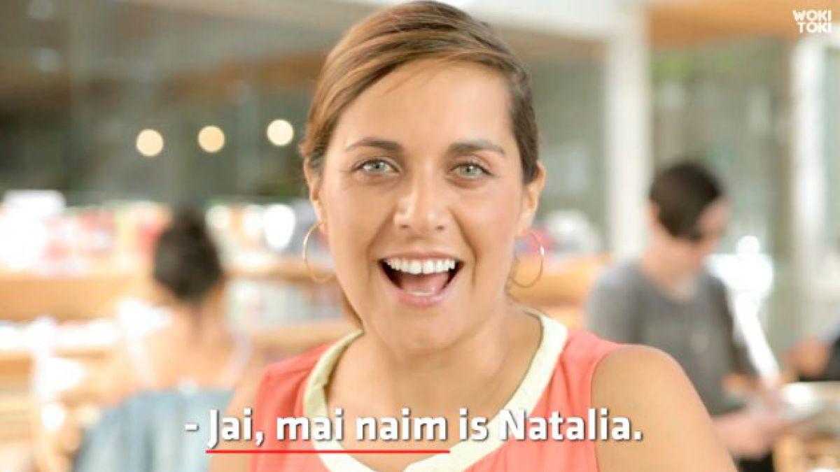 VIDEO: El inglés de los chilenos, según Woki Toki
