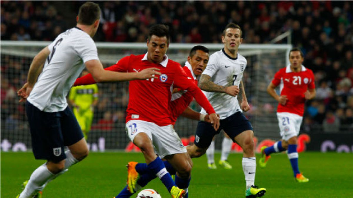 La Roja subió un puesto en el ranking FIFA