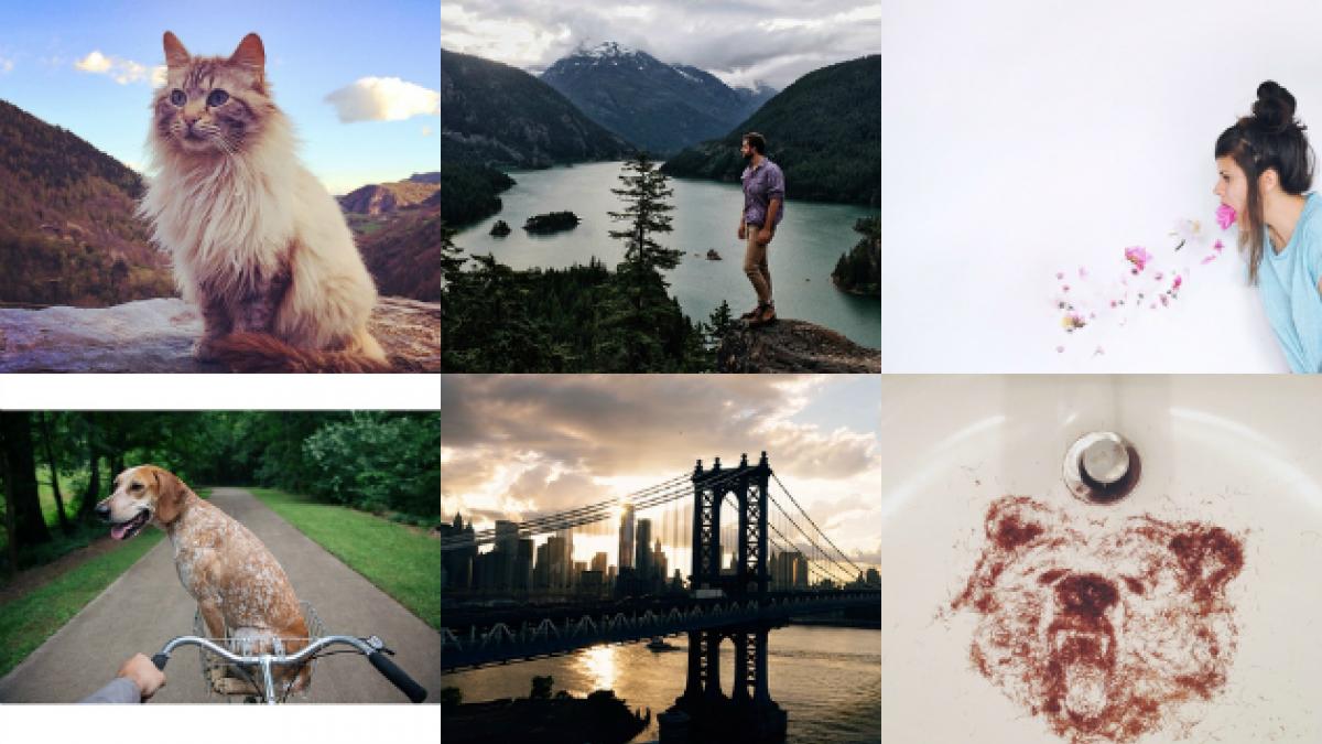 Estos son los 25 fotógrafos a los que debes seguir en Instagram