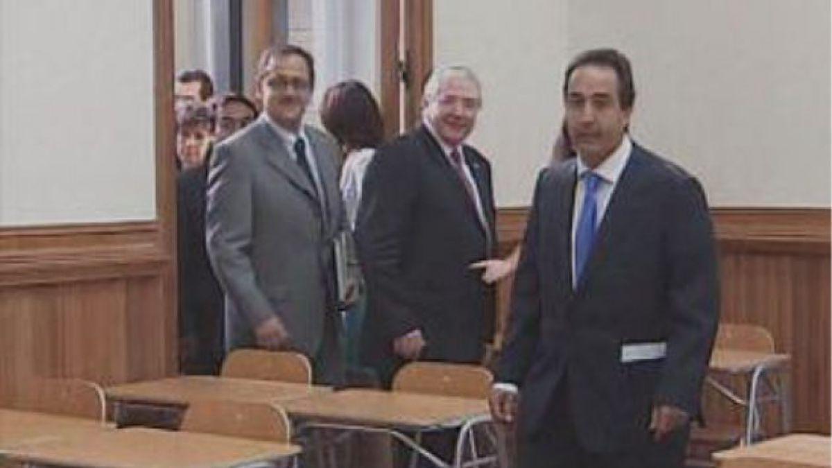 Ministro Beyer anuncia gran fiscalización a jardines infantiles
