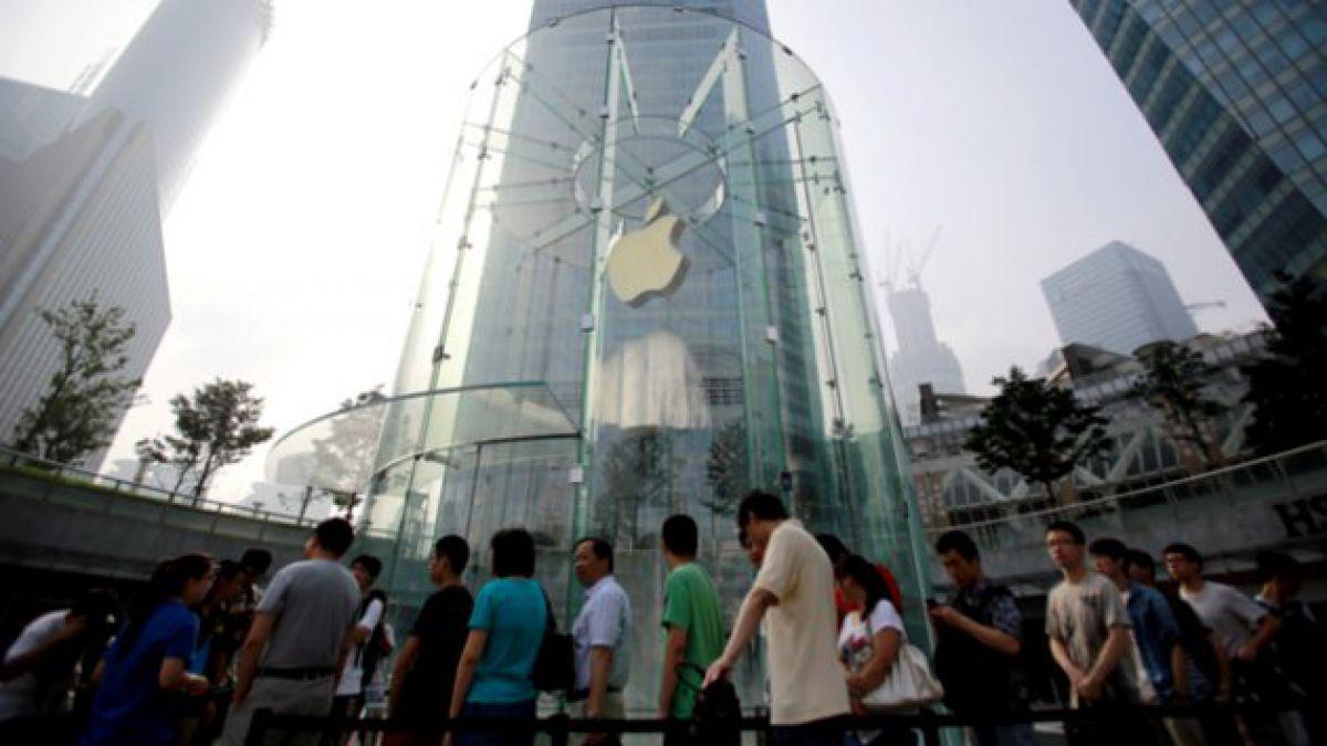 Sin incidentes empezó venta de nuevo iPad en China