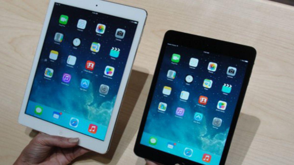 Apple revela iPad Air más ligero y delgado