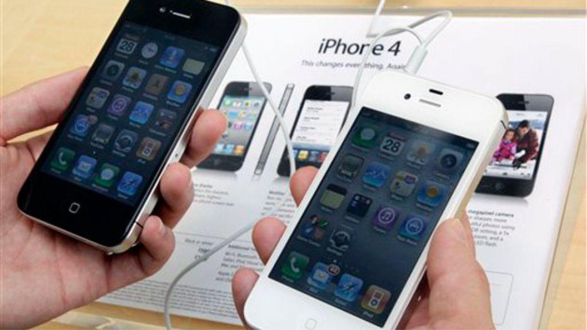 Iphone enchufado a la corriente cobra una nueva víctima